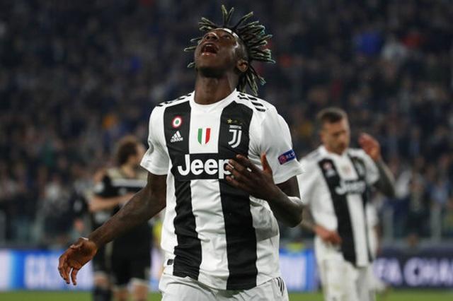 C.Ronaldo nổ súng, Juventus vẫn bị loại khỏi Champions League - 4