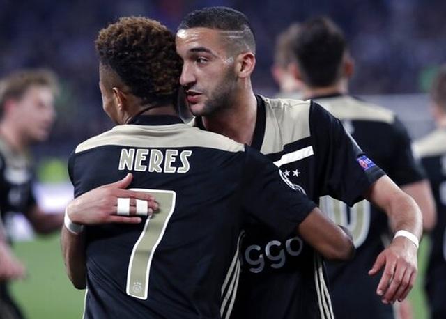 C.Ronaldo nổ súng, Juventus vẫn bị loại khỏi Champions League - 2