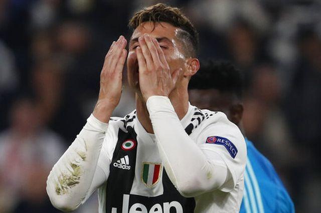 C.Ronaldo: Khi cánh én không thể làm nên mùa xuân - 1