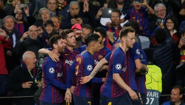 Barcelona 3-0 Man Utd: Lionel Messi chói sáng - 2