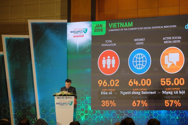 Bộ Công An: Thế hệ trẻ Việt Nam bị tác động tiêu cực từ Internet - 2