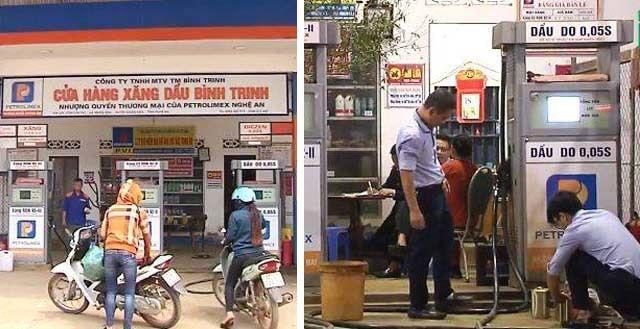 Nghệ An: Phạt 232 triệu đồng doanh nghiệp kinh doanh xăng kém chất lượng - 1
