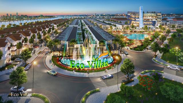 Chính thức mở bán khu biệt thự ven sông hàng đầu cần thơ Eco Villas - 3
