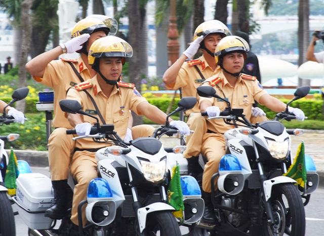 Tập trung hiện đại hóa lực lượng An ninh, Tình báo, Cảnh sát cơ động - 2