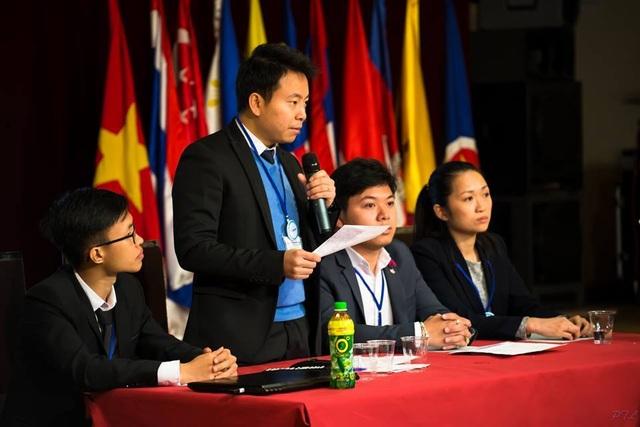 Đại hội Đại biểu Hội Sinh viên Việt Nam tại Pháp nhiệm kỳ 2019 - 2021 - 1