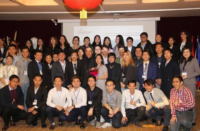 Đại hội Đại biểu Hội Sinh viên Việt Nam tại Pháp nhiệm kỳ 2019 - 2021 - 4