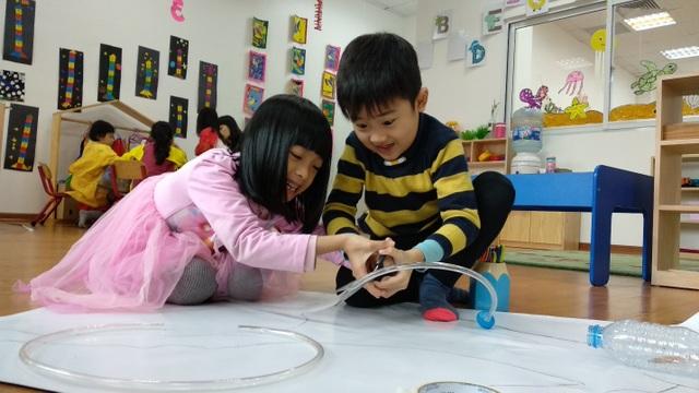 Đi tìm môi trường giúp trẻ mầm non phát triển toàn diện - 3