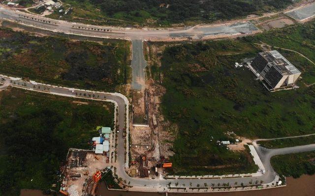 TPHCM giao công ty tư nhân đầu tư hạ tầng 3 lô đất ở Thủ Thiêm - 1