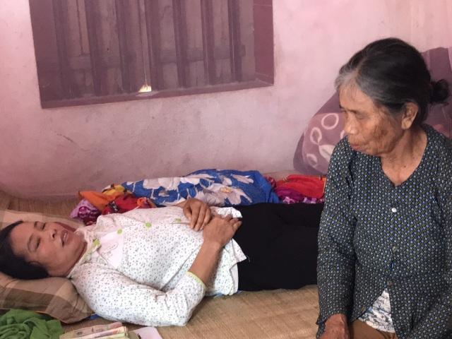 Hơn 125 triệu đồng của bạn đọc Dân trí trợ giúp nữ phụ hồ rơi từ tầng cao xuống đất - 1