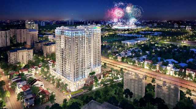 Florence Mỹ Đình – một trong những chung cư cao cấp tại trung tâm Hà Nội - 1