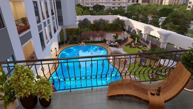 Florence Mỹ Đình – một trong những chung cư cao cấp tại trung tâm Hà Nội - 2