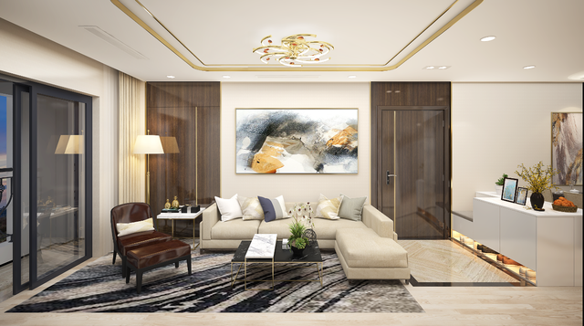 Florence Mỹ Đình – một trong những chung cư cao cấp tại trung tâm Hà Nội - 3