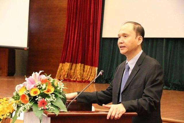 GS.TS Lê Quang Cường được bổ nhiệm làm Phó Chủ tịch Hội đồng Giáo sư Nhà nước - 1