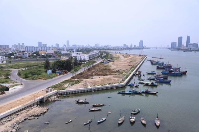 Dự án có 10 nghìn m2 mặt nước không ảnh hưởng dòng chảy sông Hàn - 1