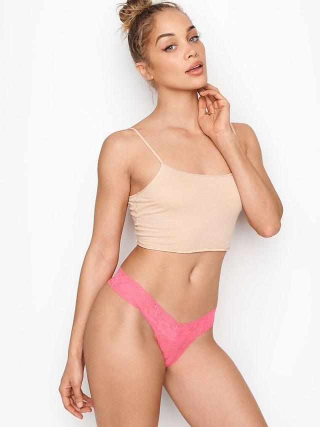 Jasmine Sanders - Gương mặt tươi mới của Victorias Secret - 8
