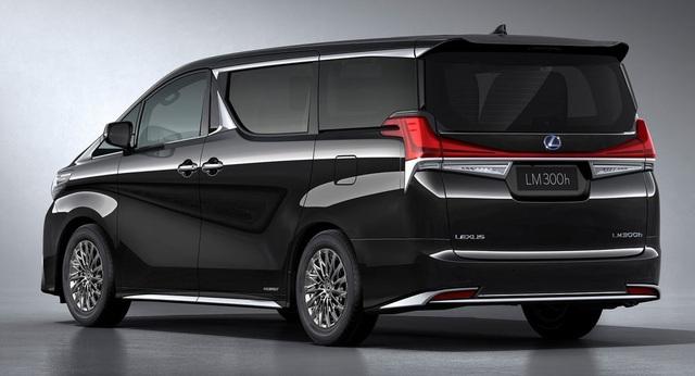 Lexus chính thức giới thiệu mẫu LM MPV - 3