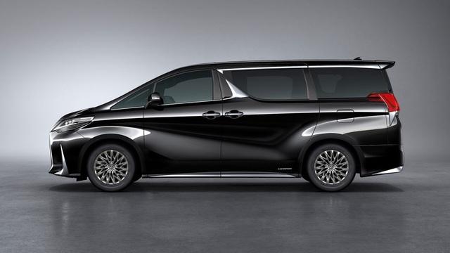 Lexus chính thức giới thiệu mẫu LM MPV - 5