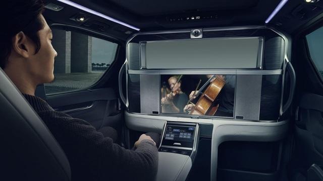 Lexus chính thức giới thiệu mẫu LM MPV - 2