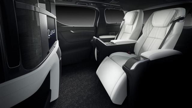 Lexus chính thức giới thiệu mẫu LM MPV - 8