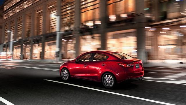Mazda: Những mẫu xe top trong phân khúc - 2