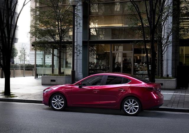 Mazda: Những mẫu xe top trong phân khúc - 3
