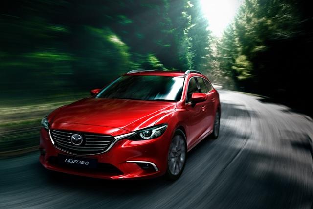 Mazda: Những mẫu xe top trong phân khúc - 4