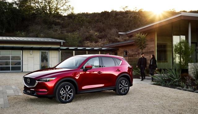 Mazda: Những mẫu xe top trong phân khúc - 5