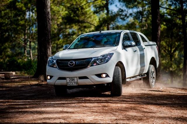 Mazda: Những mẫu xe top trong phân khúc - 6