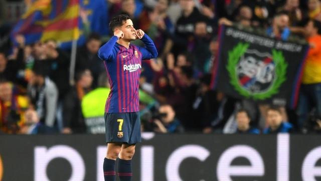 Barcelona 3-0 Man Utd: Lionel Messi chói sáng - 4