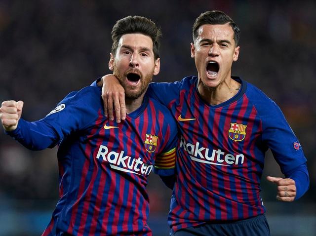 Những điểm nhấn sau chiến thắng đậm đà của Barcelona trước MU - 1
