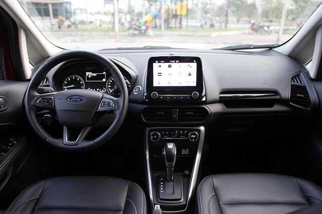 Mẫu Ford Ecosport