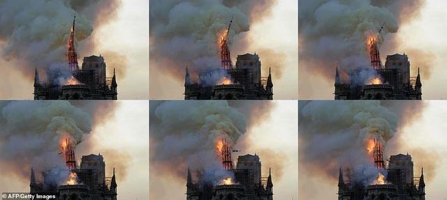 Nhà thầu trùng tu Nhà thờ Đức Bà lên tiếng giữa nghi vấn gây ra hỏa hoạn - 3