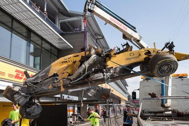 Những công nghệ nào giúp xe đua công thức 1 trở nên an toàn nhất thế giới - 3