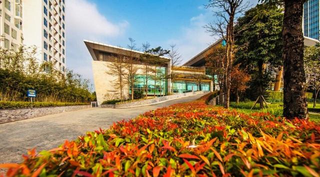 Nỗ lực xây dựng cuộc sống xanh tại Ciputra Hanoi - 2