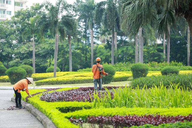 Nỗ lực xây dựng cuộc sống xanh tại Ciputra Hanoi - 3