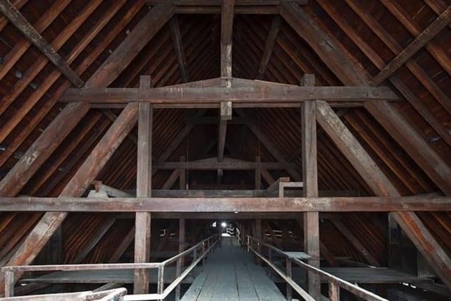 Lý do khiến Nhà thờ Đức Bà Paris khó có thể phục dựng như nguyên bản - Ảnh minh hoạ 4