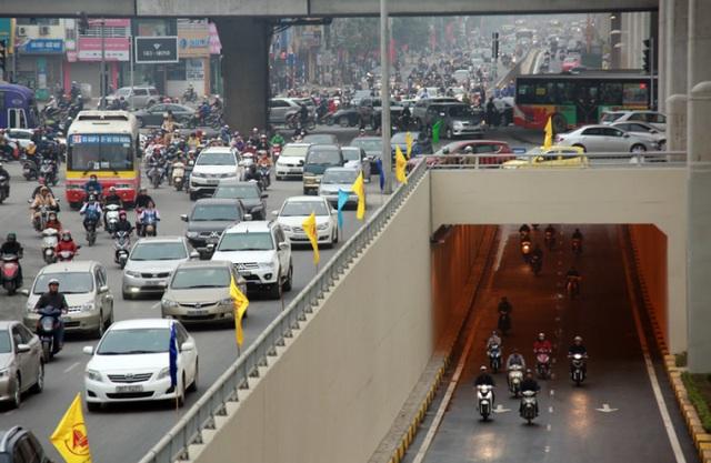 Khai thông đường Giải Phóng, bất động sản phía Nam Thủ đô hưởng lợi - 1