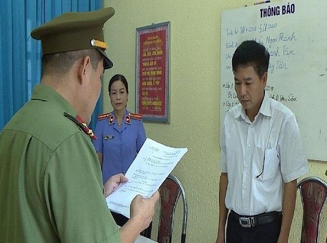 Bộ Công an trả 25 thí sinh gian lận điểm thi về Sơn La - 1