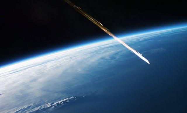 Trái Đất từng bị tấn công bởi một vật thể liên sao 5 năm trước - 1