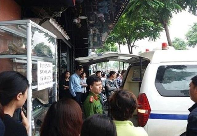 Hà Nội: Người đàn ông tử vong nghi do trèo vào nhà dân bị hụt chân ngã  - 1