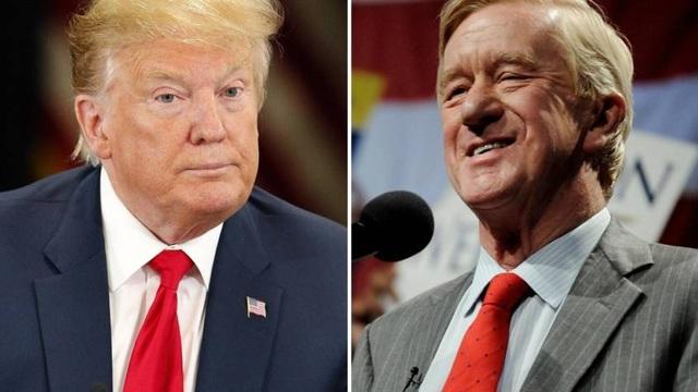 Ứng viên Cộng hòa đầu tiên tuyên chiến với ông Trump trong bầu cử tổng thống 2020 - 1