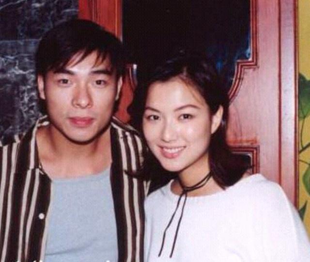 Sốc: Hứa Chí An lừa dối diva Trịnh Tú Văn, cặp kè với á hậu Hồng Kông - 2