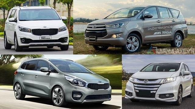 Đại gia Việt bỏ siêu xe, hàng loạt xe giảm giá khuấy động mùa mua sắm xe - 1