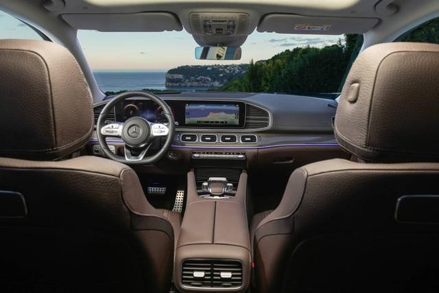 Mercedes-Benz GLS - Phiên bản SUV của S-Class - 4