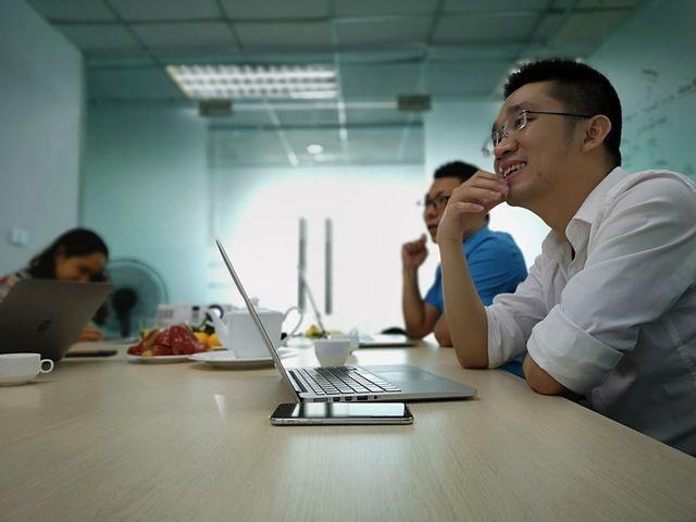 Startup trong giai đoạn thúc đẩy Chuyển đổi số cần những đòn bẩy như Giải thưởng Nhân tài Đất Việt - 3