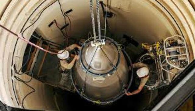Mỹ dừng công bố tổng kho vũ khí hạt nhân - 1