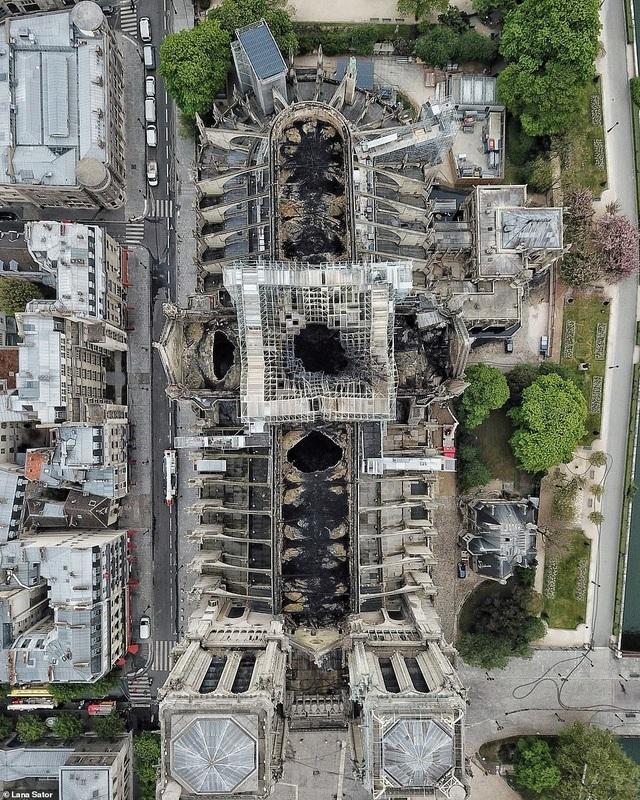 Pháp kêu gọi các kiến trúc sư toàn cầu thiết kế lại tháp Nhà thờ Đức bà Paris - 2