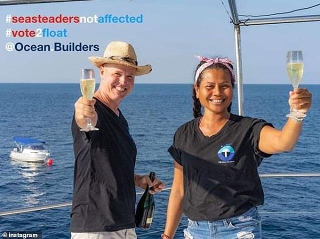 Chơi trội xây nhà nổi giữa biển Thái Lan, cặp đôi đối mặt với án tử hình - 2