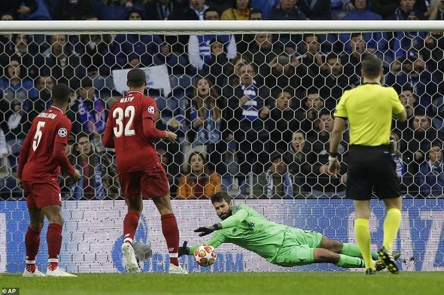 Porto 1-4 Liverpool: Mane, Salah, Firmino cùng ghi bàn - 3