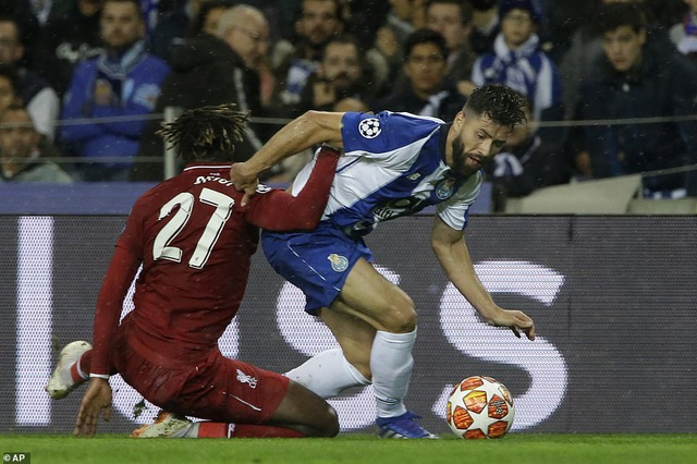 Porto 1-4 Liverpool: Mane, Salah, Firmino cùng ghi bàn - 2